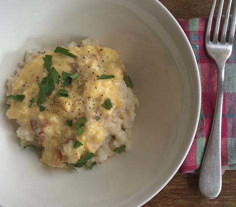 breakfast riso
