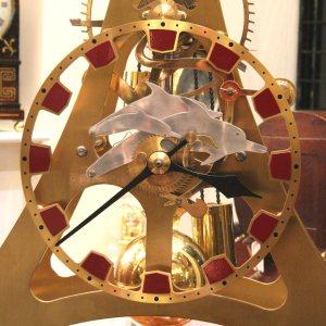 Poole Dolpin Clock 2