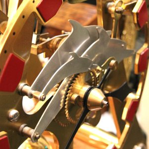 Poole Dolpin Clock 3