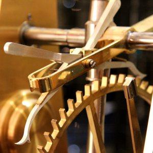 Poole Dolpin Clock 4