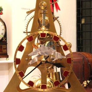 Poole Dolpin Clock 5
