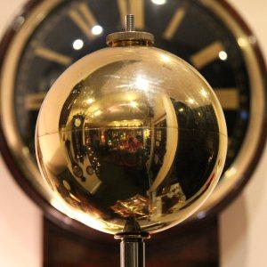 Poole Dolpin Clock 6